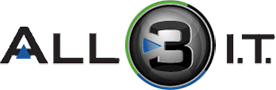 All 3 IT, Inc. Logo